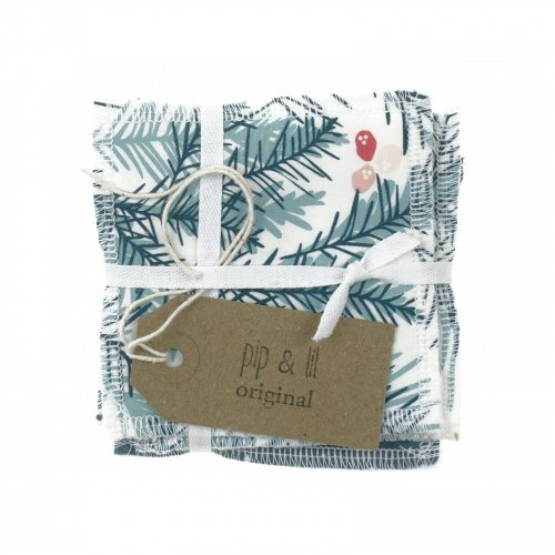 Pip & Lil Reusable Face Wipes