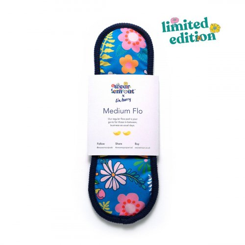 Medium Flo Pad – We Bloom Limited Collection
