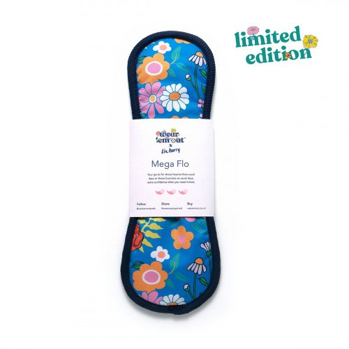 Mega Flo Pad – We Bloom Limited Collection